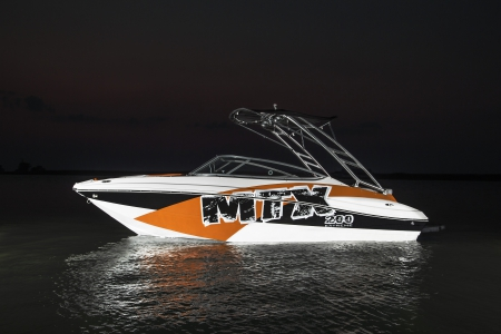 MTX 200 Extreme - thrill, boat, speed, ride