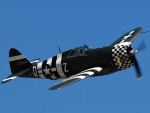WWII P-47 Thunderbird