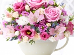 * Cup of spring for Inspi *