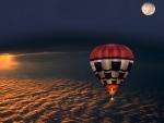 Ballooning at Night