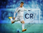 Cristiano Ronaldo Real Madrid Wallpaper