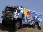 2010 KAMAZ RACE DAKAR OFFROAD RACING TRUCK