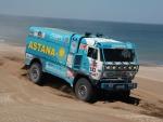 Kamaz T4 Dakar Race Truck