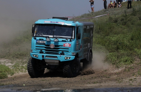 Tatra Race Truck - thrill, 4x4, offroad, rally