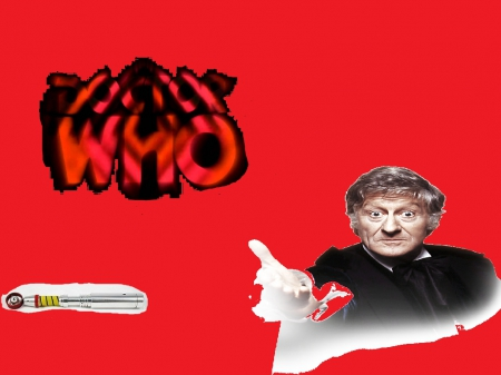 3rd Doctor - doctor, who, england, pertwee, jon