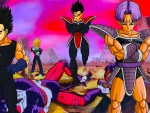 Dragon Ball Z (evil squad)