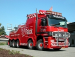 MERCEDES ACTROS FIREFIGHTING