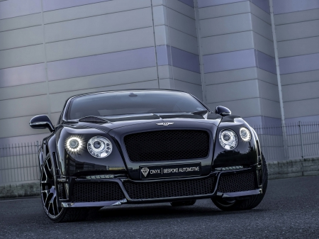 BENTLEY GT CONTINENTAL - wallpapers up, sema show, sport truck, hd car wallpapers