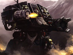 Black Templar Dreadnaught