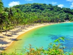 Las Cabanas Beach, El Nido, Palawan Island