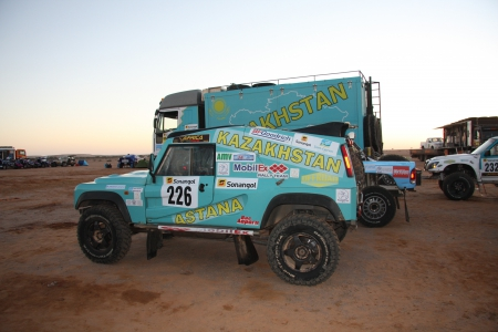Bowler Wild Cat - thrill, 4x4, offroad, rally