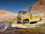 Liaz Rally Truck