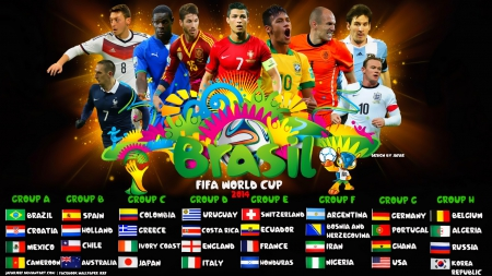 FIFA WORLD CUP 2014 WALLPAPERS - world cup 2014 wallpaper, SPAIN WALLPAPER, Rio de Janeiro, lionel messi, NIKE, ENGLAND WALLPAPER, rooney, BRASIL WALLPAPER, cristiano ronaldo wallpaper, spain, robben, FOOTBALL WALLPAPER, 2014, Mario Balotelli, mesut ozil, neymar brasil wallpaper, sergio ramos, neymar, brazil 2014, RIBERY, world cup wallpaper, cristiano ronaldo, world cup 2014, HOLLAND, ROONEY WALLPAPER, brazil, fifa world cup, PORTUGAL WALLPAPER