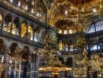 magnificent moasque interior hdr