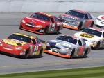 NASCAR PRACTICE RACE