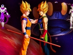 Dragon Ball Z Future of Saiyans