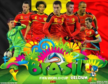 Belgium World Cup 2014 Wallpaper Football Sports