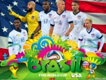 USA WORLD CUP 2014 WALLPAPER