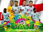 ENGLAND WORLD CUP 2014 WALLPAPER