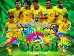 BRASIL WORLD CUP 2014 WALLPAPER