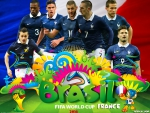 FRANCE WORLD CUP 2014 WALLPAPER