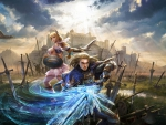 Soul Calibur:Lost Swords