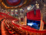 marvelous ornate theater hdr