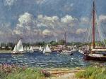 Edgartown Harbor f1