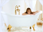 Stephania in a Fancy Tub