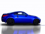 STEEL BLUE Z CAR