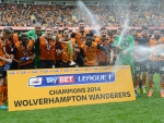 Champions Wolverhampton Wanderers