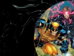 Wolverine and Cyclops