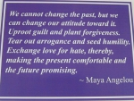 The Wisdom of Dr.Maya Angelou