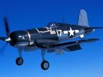 WWII F-4U Corsair