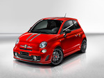 Fiat 500 Abarth - 695 tributo Ferrari (High res)