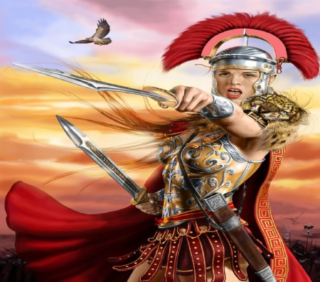 Comments On Roman Soldier Fantasy Wallpaper Id 1770106