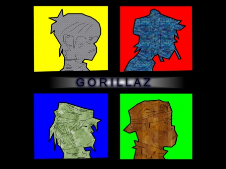 Gorillaz Demon Days Other Technology Background Wallpapers On