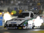 John Force, Doing A burn-out