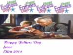 Happy Fathers Day 2014  # 1