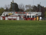 Barrie's fire fighters