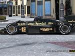 Ayrton Senna LOTUS 97T '85