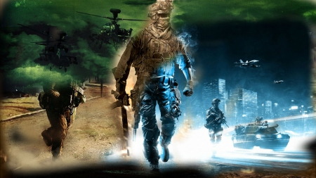 Mw2 Bf3 Other Video Games Background Wallpapers On Desktop Nexus Image 1774684