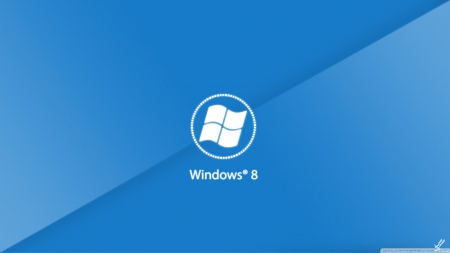 windowsR 8 - contrast, Recommended, Free, blue