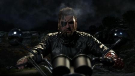 Metal Gear Solid Phantom Pain Metal Gear Solid Video