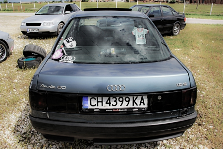 Audi 80 - 80, vag, meeting, bulgaria, audi