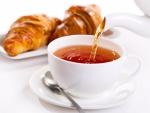 * Tea time *