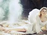 Angel Girl On Earth