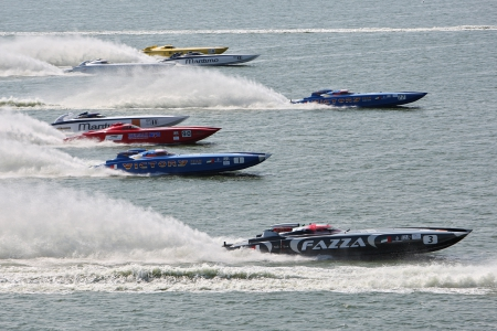 Class 1 Power Boats - thrill, speed, class1, ride
