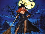 Red Head Witch