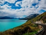 fantastic lakeside highway